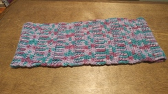 Photo of Alpaca Crocheted Cowl