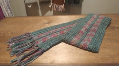 Photo of Silky Soft Alpaca Scarf