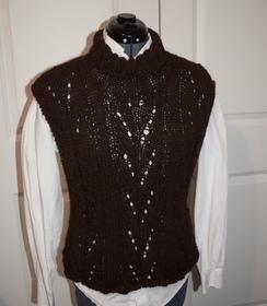 Photo of Hand Knit Vest