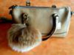 Photo of Fuzzy Keychain