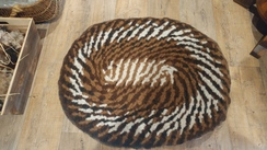 Photo of Alpaca Hand Braided Rug