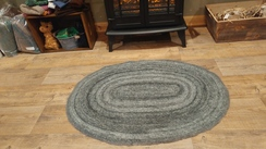 Photo of Felted Alpaca Rug