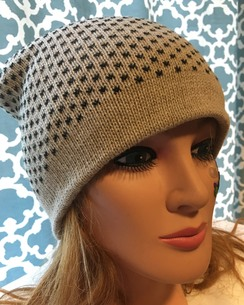 Photo of Alpaca Fleck Beanie