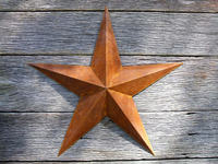 Rusty Star Ranch - Logo