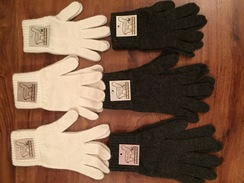 Photo of Alpaca Gloves - XLarge