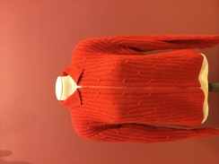 Photo of Alpaca Sweater Full Zip Womans