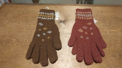 Alpaca Bohemian Gloves
