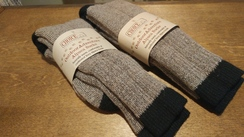 Photo of Outdoor Adventure Alpaca Socks
