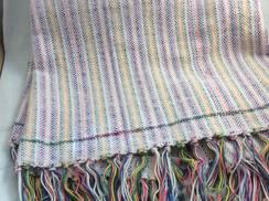 Hand Woven Baby Blanket/Lap Blanket