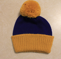 Photo of Alpaca Kids PomPom Hat