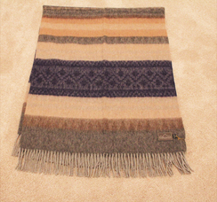 Photo of Alpaca Blanket