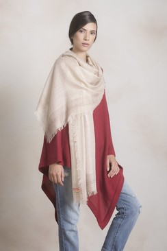 "Photo of Kuna ""Paese"" shawl"