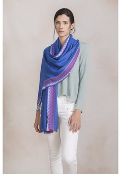 "Photo of Kuna ""Paradis"" Shawl"