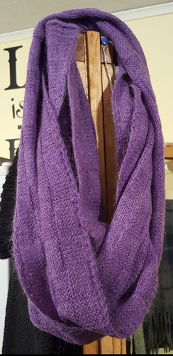Photo of Basketweave Infiniti Scarf