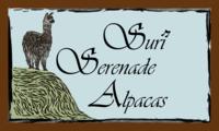 Suri Serenade Alpacas - Logo