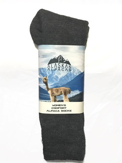Photo of Alaskan Alpacas Comfort Sock