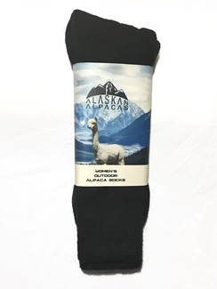 Photo of Alaskan Alpacas Outdoor Socks