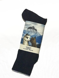 Photo of Alaskan Alpacas Dress Socks