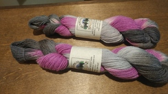 Photo of Blended Alpaca Yarn