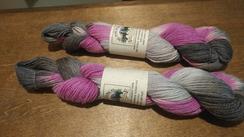 Blended Alpaca Yarn