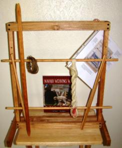 Handmade Navajo Style Weaving Loom Kit