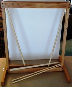 Handmade Navajo Style Weaving Loom Frame