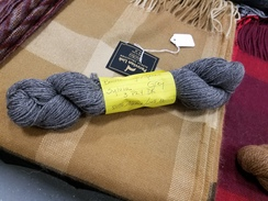 Photo of Sylvia's yarn