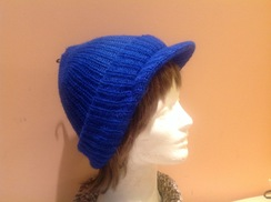 Photo of Alpaca Brim Hat