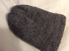 Photo of Alpaca Hat Grey
