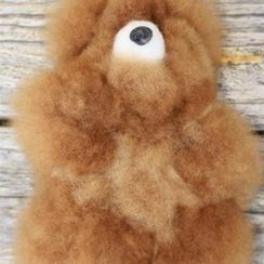 "Photo of 9"" Alpaca Teddy Bears"
