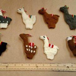 Photo of Alpaca Finger Puppets