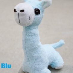Photo of PacaBuddy Stuffed Alpaca Doll – Blu
