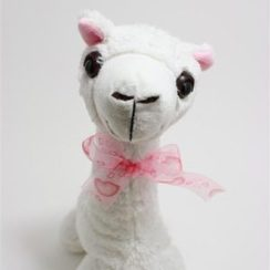 PacaBuddy Stuffed Alpaca Doll – Lovey