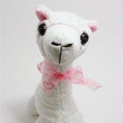 Photo of PacaBuddy Stuffed Alpaca Doll – Lovey