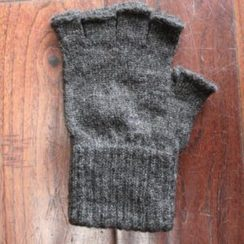 Photo of Alpaca Fingerless Glove