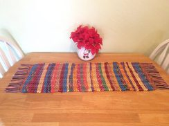 Photo of Cotton Table Runner
