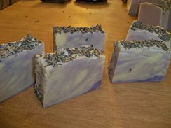 Photo of Homemade Soap