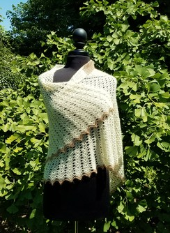 Photo of Suri Lace Shawl