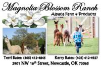 Magnolia Blossom Ranch LLC - Logo