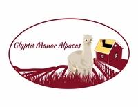 Glyptis Manor Alpacas - Logo