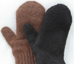 Photo of NEAFP Boucle Lined Mittens