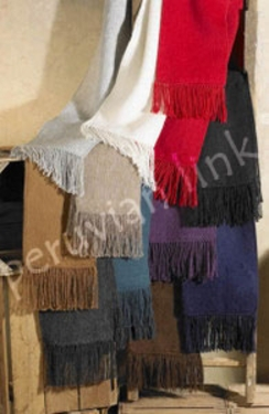 Photo of Alpaca Blended Scarves