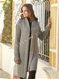 Photo of Alpaca Weekender Sweater Coat