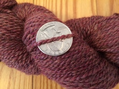 Photo of Yarn-alpaca, dyed merino, silk