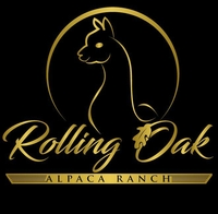 Rolling Oak Alpaca Ranch - Logo