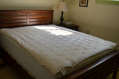 Photo of Alpaca Mattress Pad - Twin