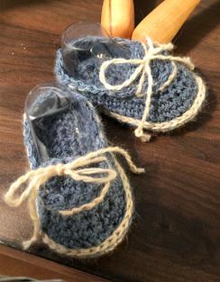Photo of Alpaca Infant Deck Shoes