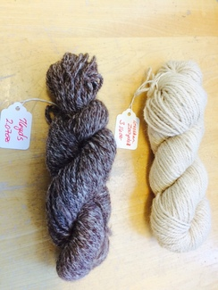 Tweed and Bulky Yarns
