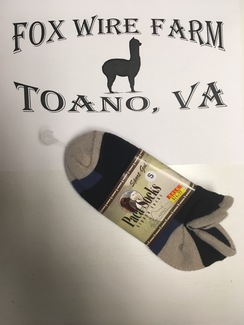 Photo of Alpaca Golf Socks