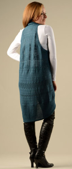 Photo of Cascade Alpaca Vest